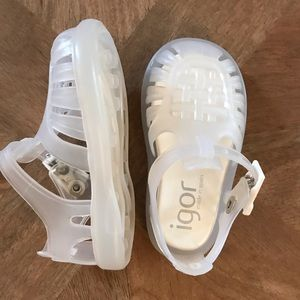 Baby sandals size 3.5